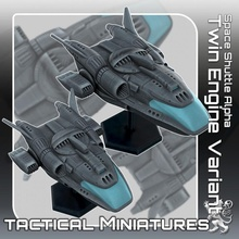 space shuttle alpha twin engine variant tactical miniatures toys & games miniatures sci-fi star terrain war dynasty scifi tabletop starship tactical 270 traveller danger starfinder 2nd traveler 2nddynasty