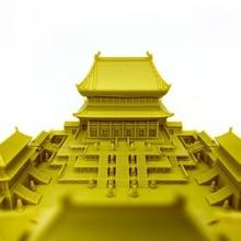 interdit ville Pékin Chine jouets Jeux architecture bâtiment Chine chinois ville empereur impérial Asie Château fort palais point repère Empire miniworld miniworld3d Pékin Pékin tinkerzon