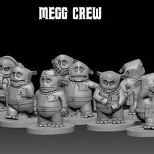 megg crew store scifi aliens crew zombiesmith