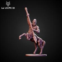 centauro giocattoli Giochi creatura figurina mostro rpg miniatura centauro tavolo dnd 32mm