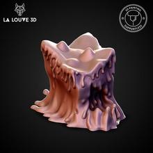 gelatinoso cubo giocattoli Giochi creatura cubo mostro rpg miniatura minis dnd 32mm gelatinious