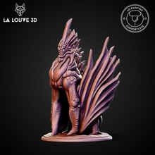 cristallo Drago giocattoli Giochi creatura Drago figurina mostro rpg miniatura minis dnd 32mm