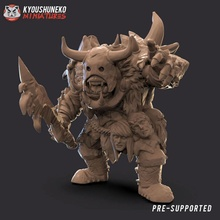 black orc warboss toys & games black dragon dungeons fighter orc warhammer warrior kow warboss