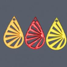 sunlight earrings fashion summer earrings earring idealab sunlight