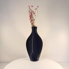 flask vase vase mode & garden  vase flowervase vasemode home-decor vase-mode flower-vase slimprint decoration-vase modern-vase vase-for-dried-flowers vase-for-dry-flowers flask-vase dried-flowers-vase