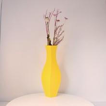 pentagon vase vase mode & garden decoration  vase decor vases flowervase vasemode vase-mode flower-vase slimprint geometric-vase decoration-vase modern-vase vase-for-dried-flowers pentagon-vase pentagonal-vase elegant-vase