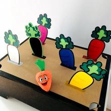 carrot education toys preschool kindergarten