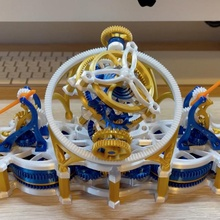 3d print mechanical maker competition education