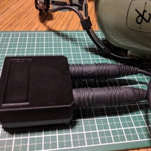 ga u174u aviation headset plugs holder guard gadgets & electronics aviation headset general aviation david clark u174 h10-76