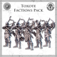 toxotes factions pack education archer epic fantasy games historical mythology wargaming character trojan spartan wars tabletop wargame amazon macedonian mercenary unsupported supported toxote punic