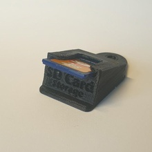 sd card holder prusa i3 gadgets & electronics holder printer prusa i3 sd card