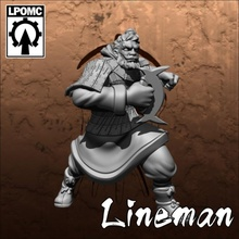 qin-terracotta tomb king-lineman 03 toys & games bowl fantasy football game king tomb undead blood tabletop lineman