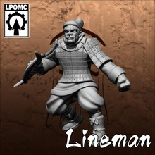 qin-terracotta tomb king-lineman 07 toys & games bowl fantasy football game king tomb undead blood tabletop lineman