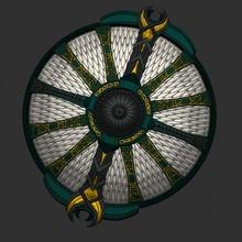 shield viking - guardian shield - warrior's shield cosplay props & cosplay game shield toys viking warrior cosplay kratos warrior-cosplay god-of-wars viking-shield warrior-shield shield-cosplay guardian-shield shield-of-kratos kratos-weapon kratos-accessories