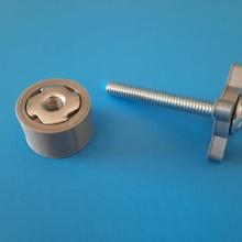 adjustable leg ends 3 4 emt tube gadgets & electronics ntrak table-legs tee-nut carriage-bolt