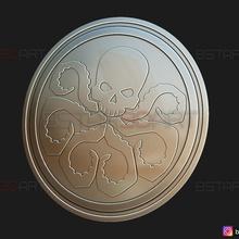 viking octopus shield - barbariant shield cosplay shield cosplay weapons octopus marvel-cosplay viking-shield captain-shield hydra-shield hail-hydra-shield octopus-shield shield-barbariant marvel-shield captain-hydra-cosplay captain-hydra-toys captain-america-shield marvel-comics-toys iron-man-weapon