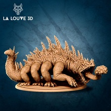 basilic toys & games creature lizard miniatures monster 3dprint minis dnd 32mm tabletopgames basilic