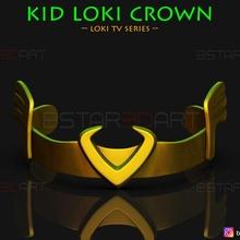 kid loki crown - loki tv series 2021 props & cosplay halloween helmet mask cosplay loki marvel-comics crowns marvel-toys loki-crown loki-tv-series loki-helmet loki-mask halloweencosplay kid-loki-crown loki-kid-crown kid-loki-tv-series kid-loki-toys kid-loki-cosplay kid-loki-accessories wingscrown