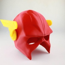 flash helmet - wearable props & cosplay game games gift helmet marvel mask toy wearable wings cosplay lightening storm dccomics flash heroes theflash