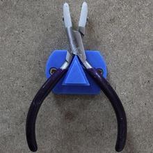 titulaire pinces trous vis jardin bricolage organisateur outils pinces garage l'atelier pliersholder murale