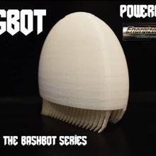 Impreso 3d bugbots jardín juguete juguetes bristlebot bristlebots bichobot bugbots bashbots