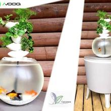 cascaqua cascade aquaponique jardin aquaponicsproductdesignsustainable