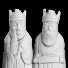 lewis chessmen national museum scotland scan