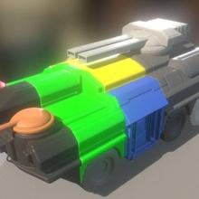 amfibi tank tekne tasarım tank amfibi