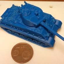 sherman m4a3 76 mm 1 100 ölçek masa üstü ölçek tank sherman 100