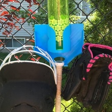 baseball softball fence hook dugout organizer sports & outdoor baseball softball dugout