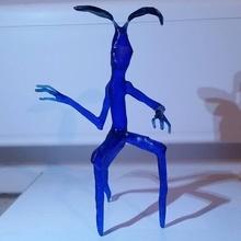 pickett bowtruckle fan art criatura película asistente piquete fantasticbeasts pickett