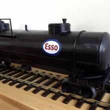 32 1 boji tank wagon openrailway oyuncaklar oyunlar araba tren tren openrailway gauge1 vagon demiryolu tankcar
