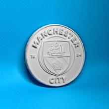 manchester city fc - logo fan art badge logo csd manchester manchester city manchester city fc premier league