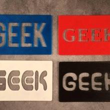 geek card & garden card geek pride geek pride