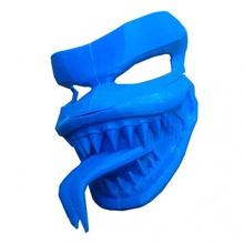 veneno máscara escala props cosplay halloween máscara spiderman cómics concurso halloween 2014 máscaras gabinete curiosidades veneno