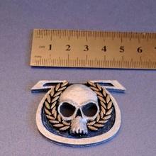 wh40k ultramarine captain badge props & cosplay warhammer40k wh40k ultramarines