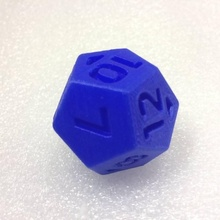 12 cara reemplaza regular agrega resultados mesa tablero juegos dodecaedro cara 12