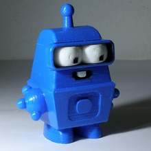 bambino bender fan arte bambino robot futurama bender piegatrici gratuito cad stagione 7 bot api