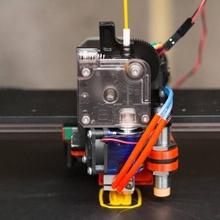 printrbot metal e3d v6 & titan + blower fan mod + volcano build 3d printer volcano titan e3d v6 blower duct blower fan e3d v6 volcano e3d volcano metal printerbot printrbot simple