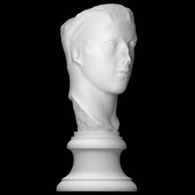 retrato Severus Alexandre Varredura