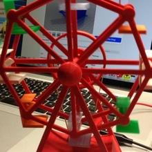 ferris wheel  toys & games toy motorized ferris wheel
