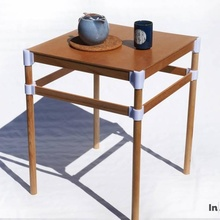 Fai semplice tavolo giardino caffè Fai mobilia tavolo tè apparecchio ikea articolazioni personalizzato largebuild