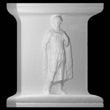 sollievo hispania hadrianeum scansione architettura romano scultura marmo sollievo hadrianeum hispania