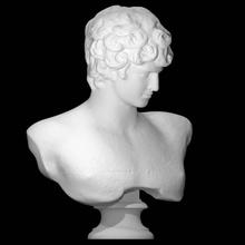 fallimento antinoo scansione fallimento scultura marmo Adriano antinoo
