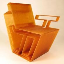 geométrico cadeira jardim cadeira Projeto mobília geométrico