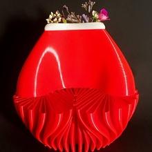 ondulado vaso cadeira jardim cadeira mobília vaso decoração vespa desafio design