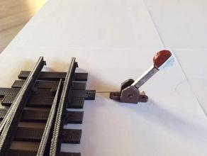 rivelarsi leva giardino ferrovia giocattoli Giochi leva treno rotaia giardino ferrovia traccia Ferrovia 32 mm sm32 rivelarsi modello Ferrovia Aperto ferrovia