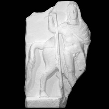 sculpture castor pollux scan sculpture limestone mithras relief castor pollux