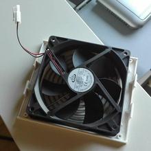 tapa frontal pc para ventilador 120x120 gadgets & electronics pc ordenador sobremesa tapa ventilador