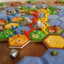 harika yarış senaryo yerleşimci Catan yazı tahtası oyunlar eğlence oyun mini yarış masa oyunu Catan yerleşimciler Catan yerleşimci değişken büyük yarış